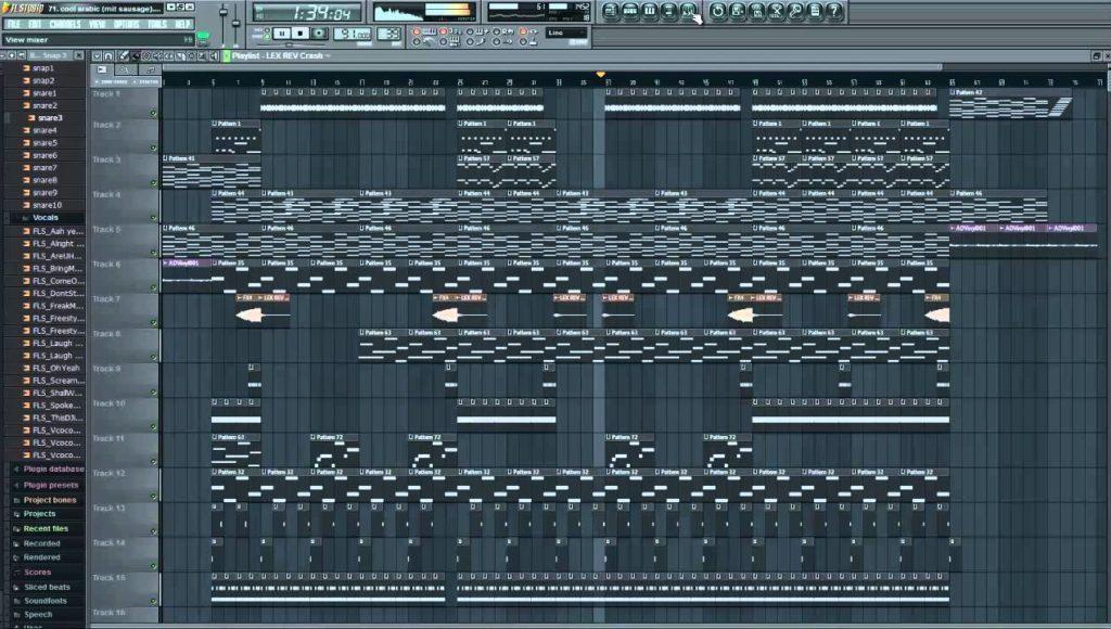 je vais composer des musique pour tout sorte de produits