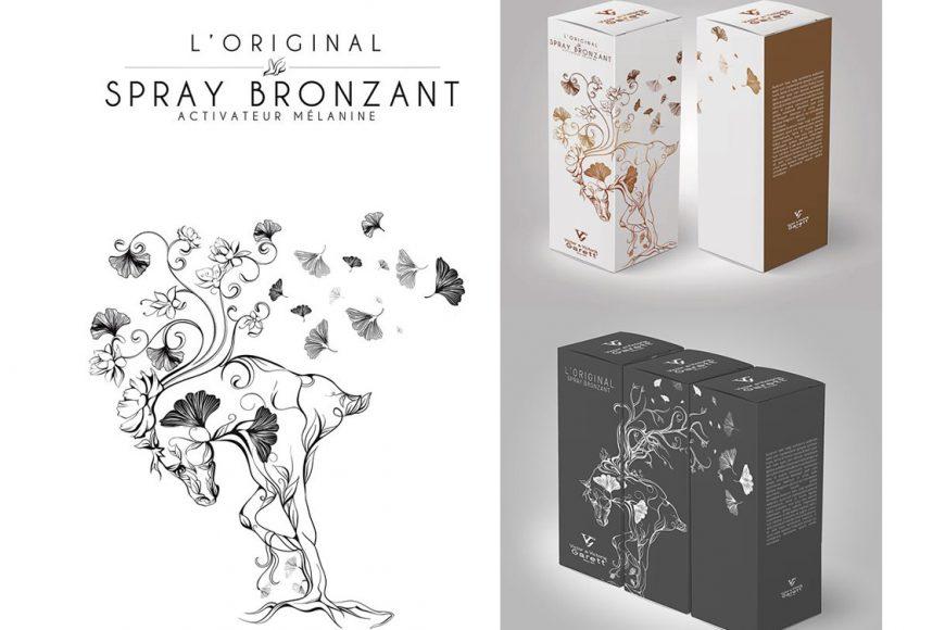 je vais concevoir un packaging design pour vos produits