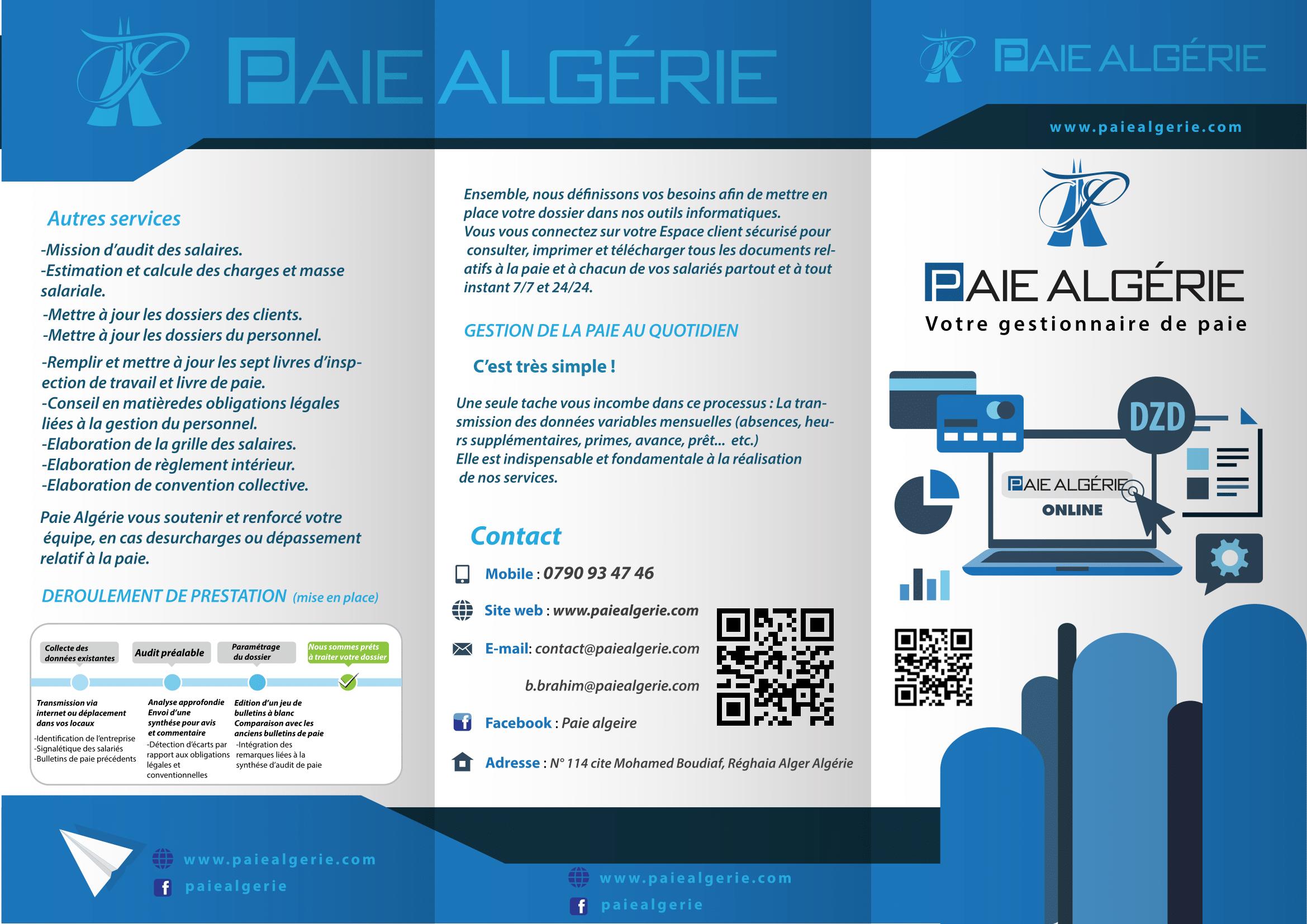 freelance algerie brochure made in freehali