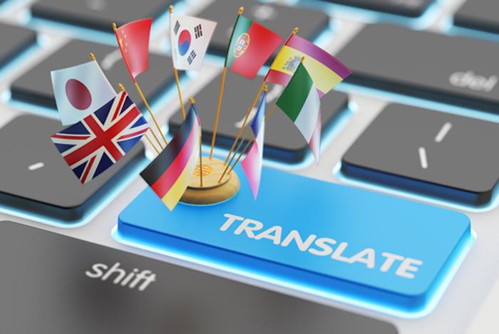 je vais traduire vos articles dans les trois langues  arab