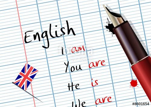 je vais vous apprendre toutes bases de la langue anglaise