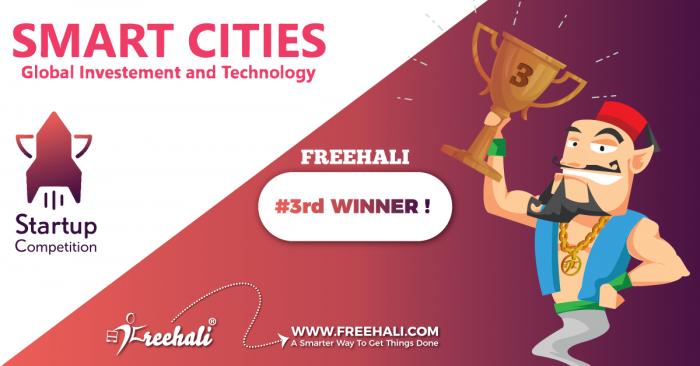 freehali smart city alger